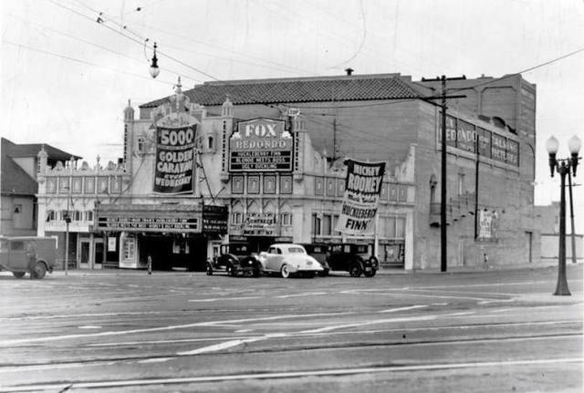 1939 photo courtesy of Paul Wisman.