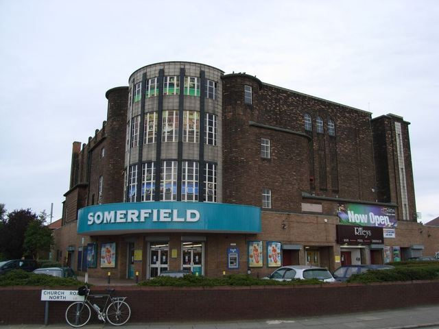 Abbey Cinerama Theatre
