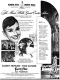 Funny Face opens with the 1957 Easter Show