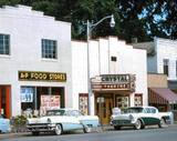 Crystal Theatre circa 1956.