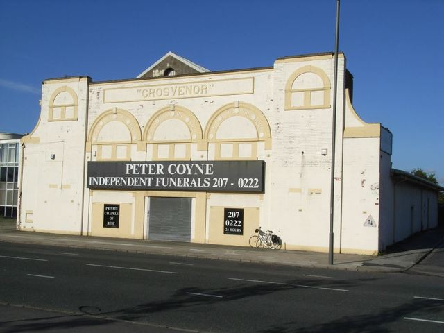 Grosvenor Picture Theatre