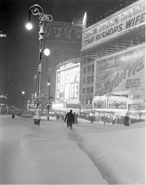 1947 photo courtesy of the Old Images Of New York Facebook page.