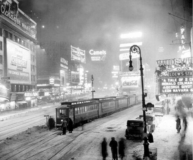 1936 photo courtesy of the Old Images Of New York Facebook page.