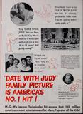 "Radio City Music Hall, 1948's ""Date With Judy"""