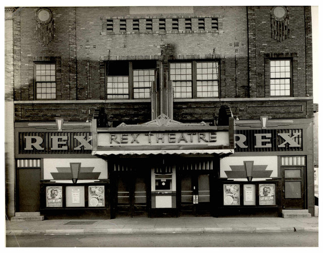 Rex Theater ca.1939