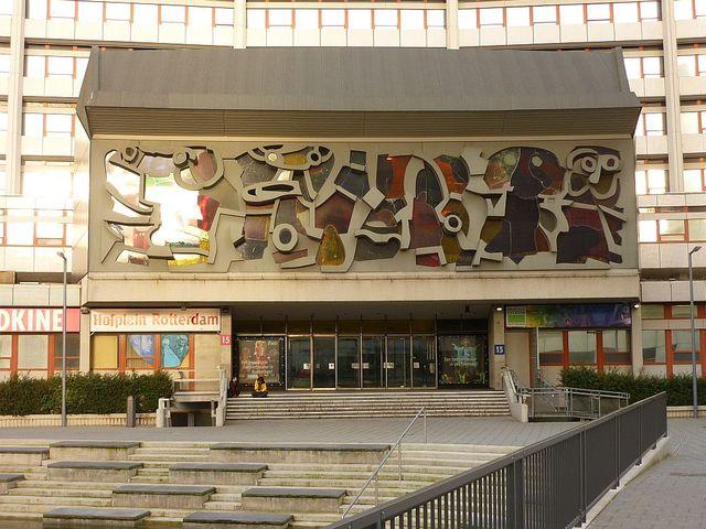 Facade of the Hofplein Rotterdam Theater
