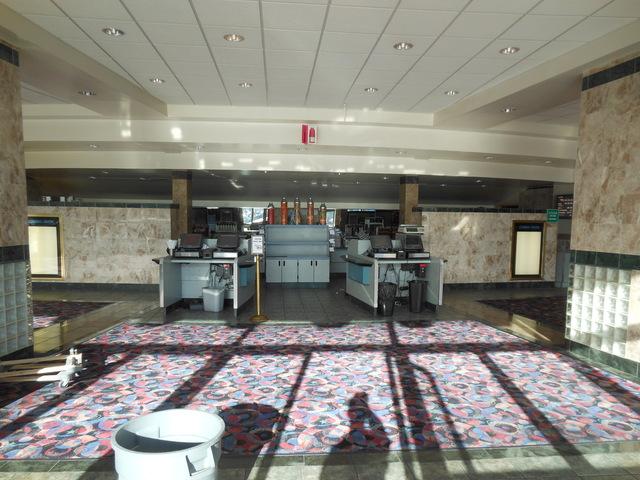 Century 21 lobby, 2 April 2014