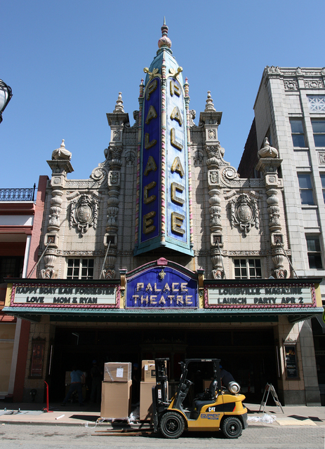 Louisville Palace Theatre, Louisville, KY