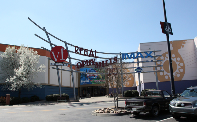 Regal Opry Mills 20 & IMAX, Nashville, TN