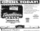 October 23rd, 1998 grand opening ad