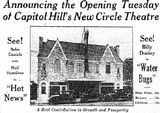 December 18th, 1928 grand opening ad