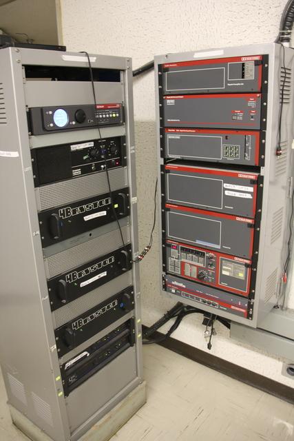 Cinema #2 sound rack