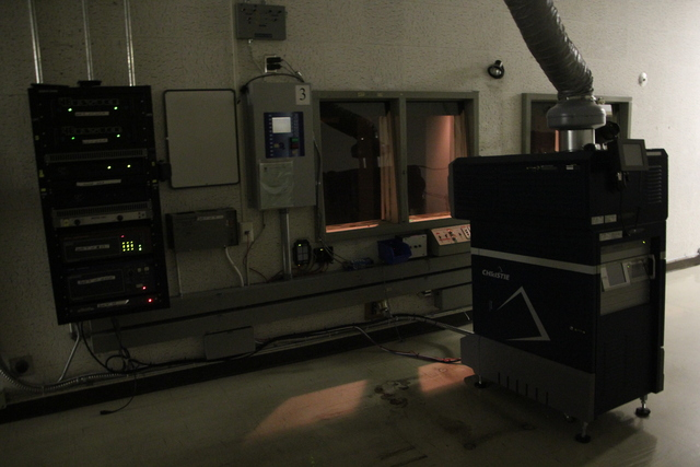 Projector #3