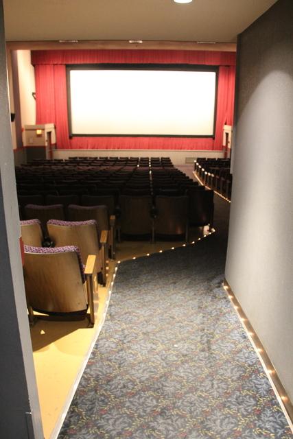 Cinema #6 entryway