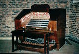 "Wurlitzer console of the ""20th Century"