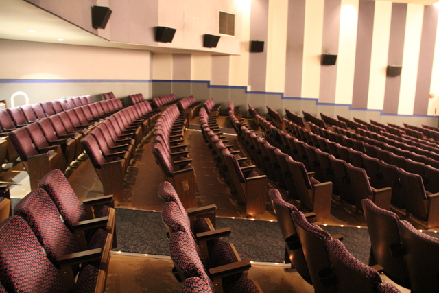 #2 mid seating