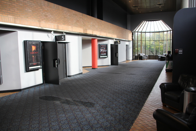 Lobby from cinema #5