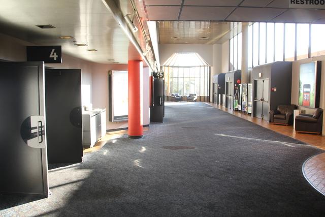 Lobby from cinema #4