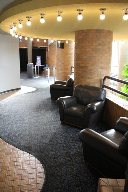 Lobby near #1