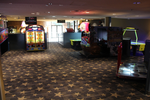The Zone arcade