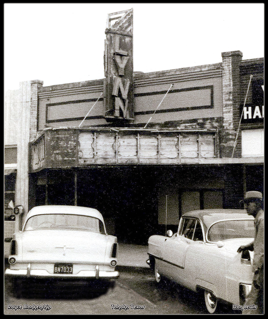 Lynn Theater ... Tahoka Texas