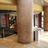 Main lobby and large pillars