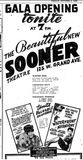 October 8th, 1948 grand opening ad