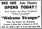 May 8th, 1948 grand opening ad