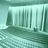 Cinerama room with Hammond Organ