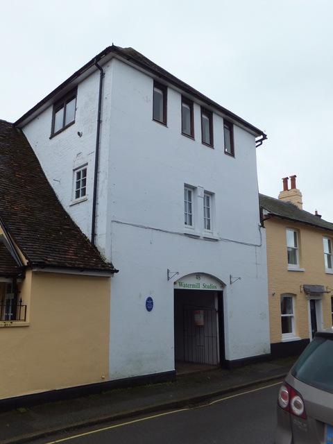 Elite Cinema, Romsey, Hampshire.