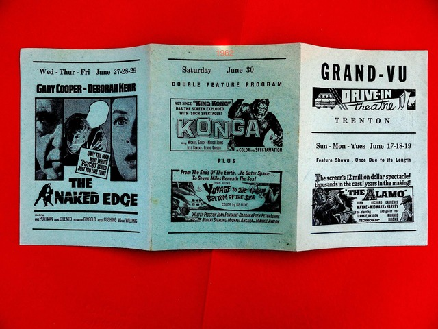 MOVIE AD FOR GRAND-VU