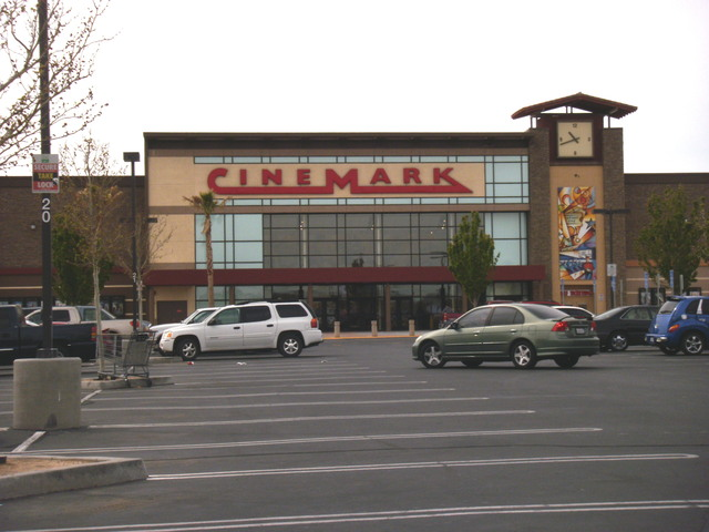 Cinemark 12 at Jess Ranch