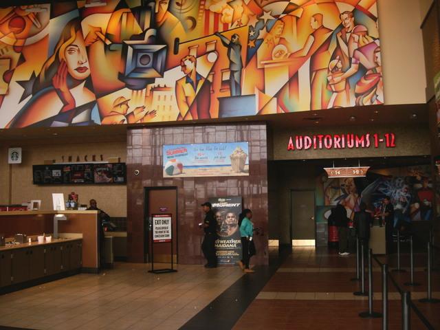 Cinemark 12 at Jess Ranch