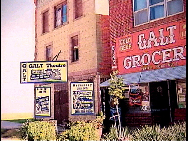 NEARBY GALT THEATRE IN GALT MISSOURI