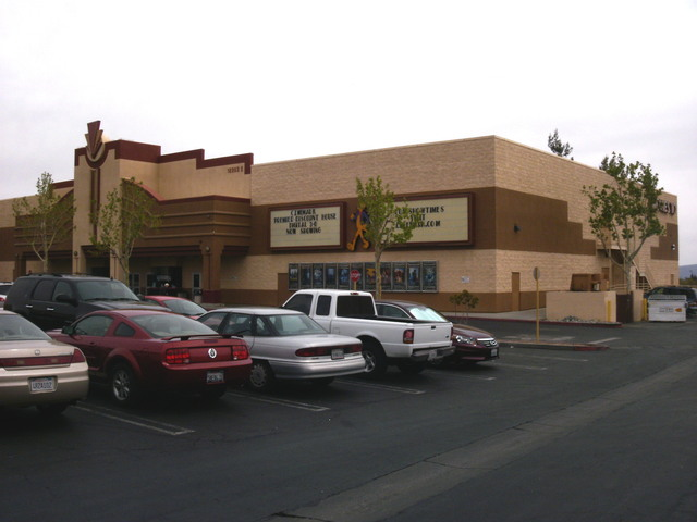 Movie Cinemark Victorville CA
