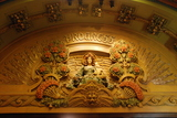 <p>Carving over inner lobby doors to entrance foyer</p>