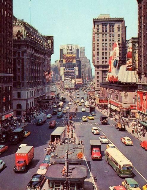 1955 photo courtesy of Vintage Treasures Facebook page.