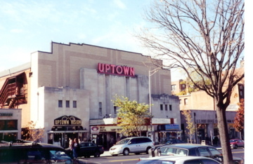 2001 at the Uptown