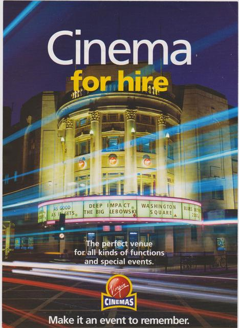 Cineworld Cinema - Fulham Road