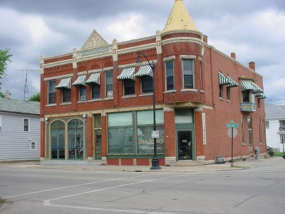 Star Theater Building 2013