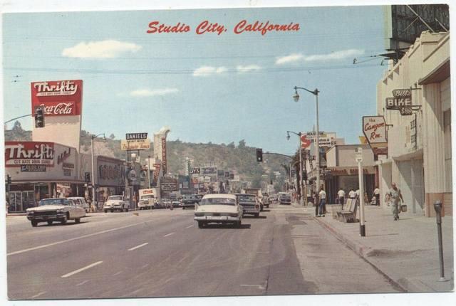 Circa 1959 postcard.