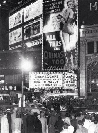 1953 photo courtesy of Kenneth McIntyre.