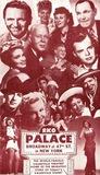 RKO Palace Theatre, Vaudeville Stars Ad