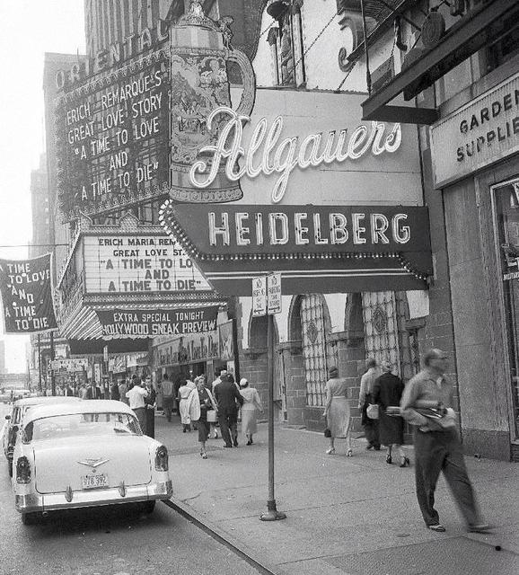 1958 photo courtesy of Kenneth McIntyre.