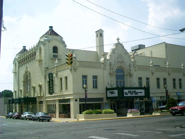 Coleman Theatre, Miami, OK