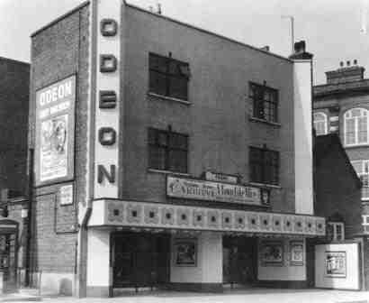 East Dulwich Odeon
