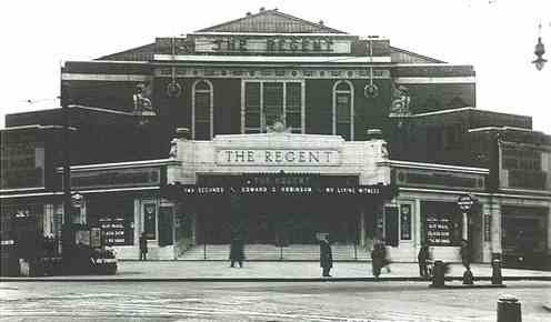 Regent Cinema Theatre, Amhurst Park, Stamford Hill