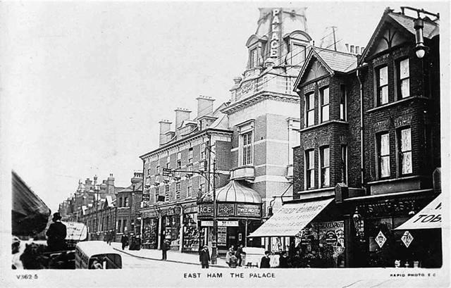 East Ham Palace
