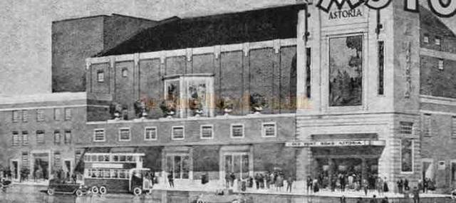 The Astoria Theatre, Old Kent Road