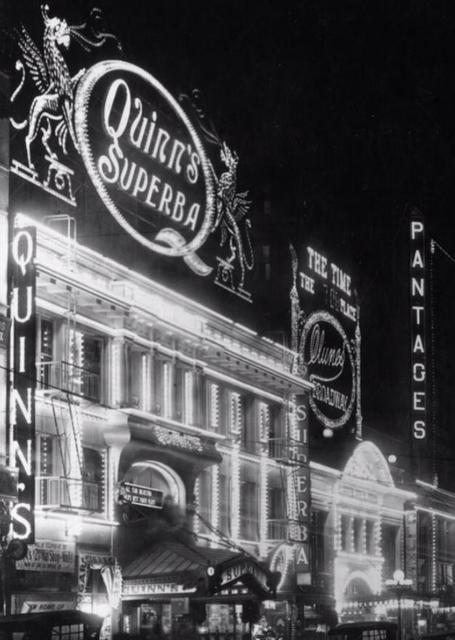 Circa 1915 photo courtesy of Norma Lopez Puquirre via the Photos of Los Angeles Facebook page.